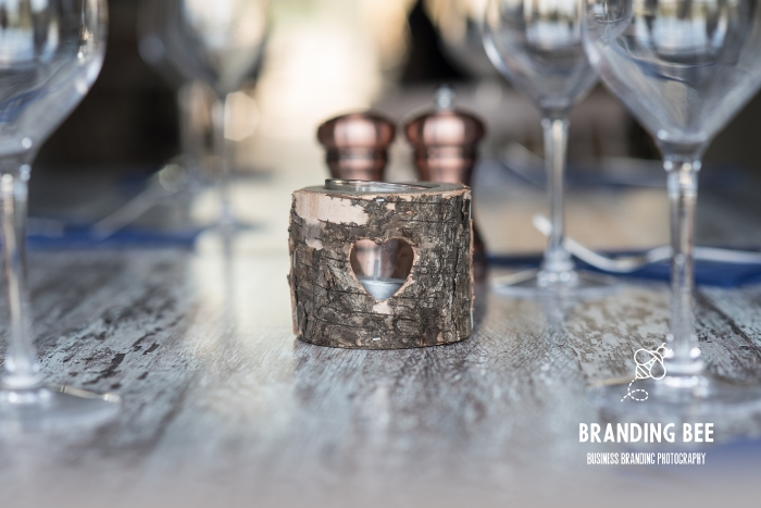 restaurant business branding photography